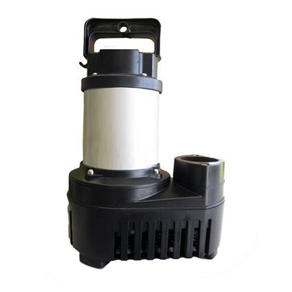 Pond pulse 3 000 gph hybrid drive submersible pump up to for Pond waterfall pump