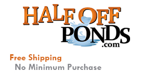 Half Off Ponds logo