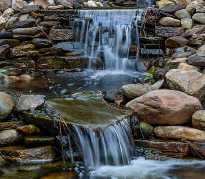 Savio Waterfalls SpringFlo