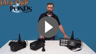 Variable Flow Pumps