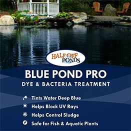 Blue Pond Pro