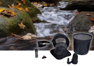 Simply Waterfalls 3,000 Pond Free Kits