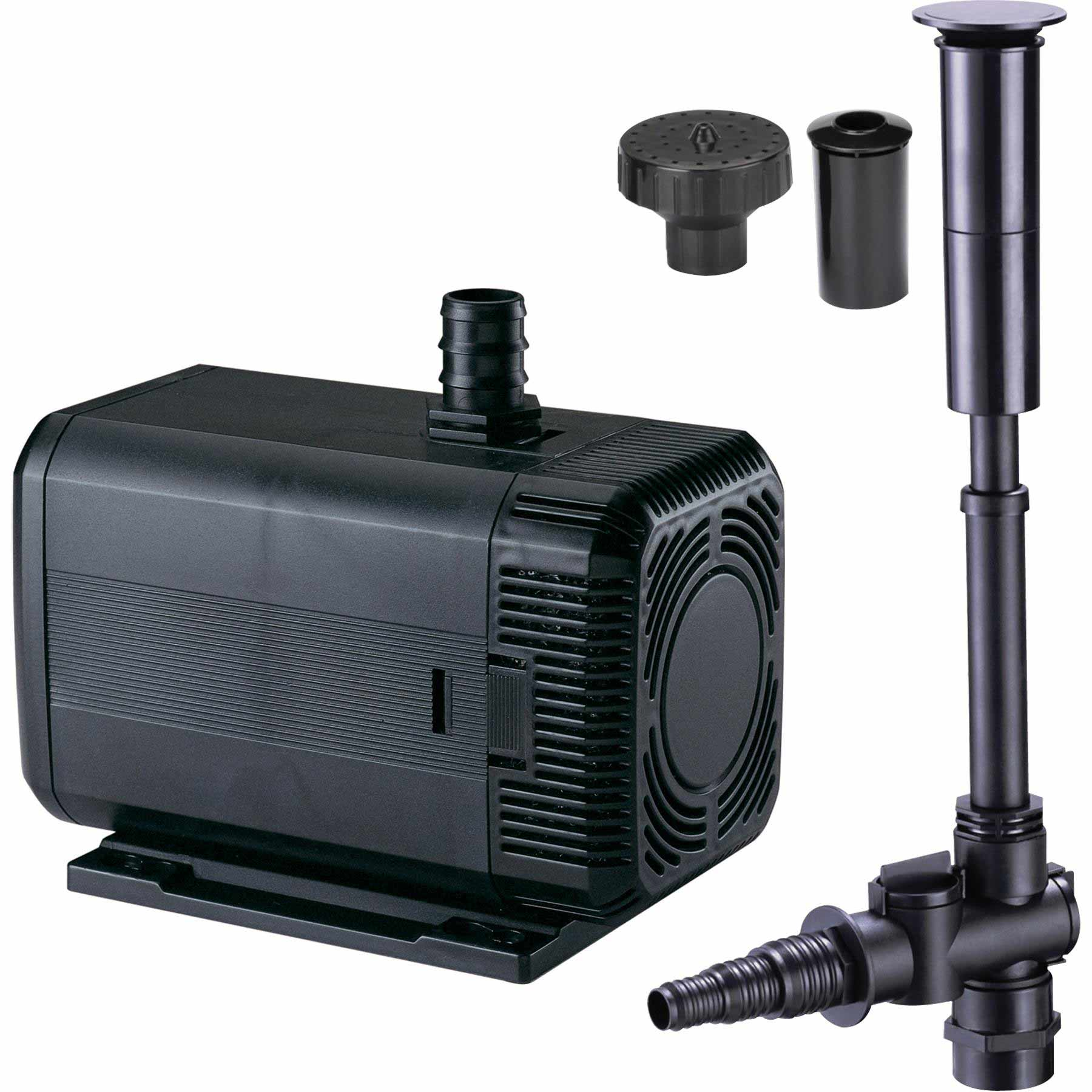 Patriot Pump Fountain Set Fk950
