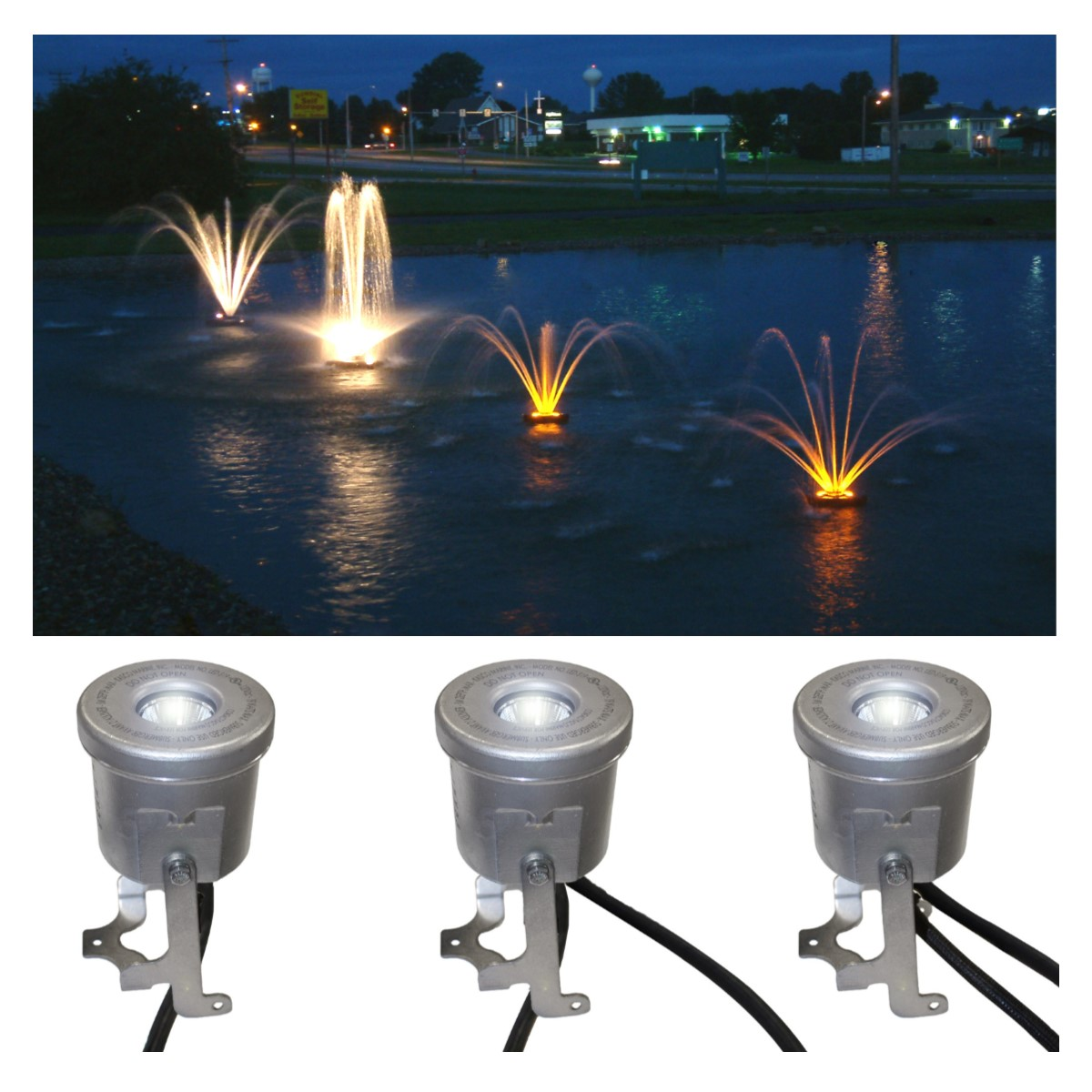 Kasco LED Stainless Steel Lights