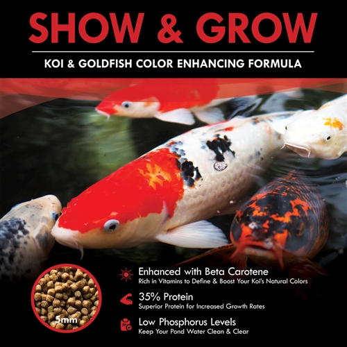 Show and Grow